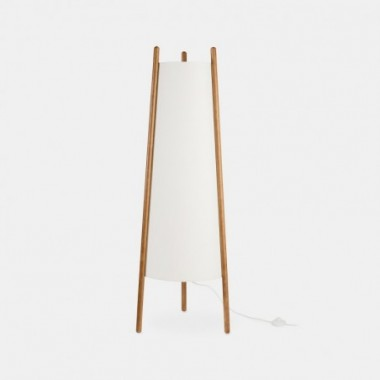 Woody Floor Lamp Pie de salon