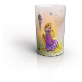 Philips Disney Juego de 1 vela Rapunzel