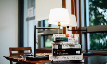 La correcta iluminación a la hora de leer o trabajar