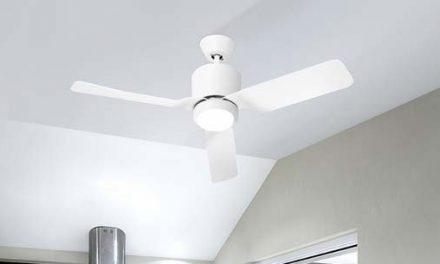 Eligir un ventilador de techo
